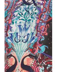 Mary Katrantzou | Multicolor Didascoop Printed Top | Lyst