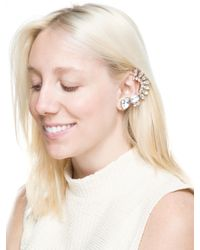 BaubleBar | Blue Polaris Ear Cuff | Lyst