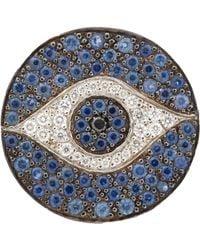 Ileana Makri - Blue 'dawn' Ring - Lyst