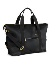 H&M | Black Sports Bag | Lyst