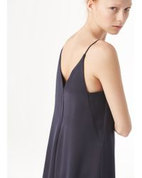 Mango Blue Premium - Flowy Capri Jumpsuit