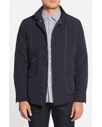 W.r.k. Blue 'Refueling' Water Resistant Jacket for men