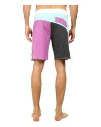 Oakley - Purple Cool Bro 19 Boardshort for Men - Lyst