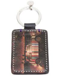 Paul Smith - Multicolor Mini Night Langar Keyfob for Men - Lyst