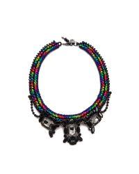 Venessa Arizaga - Multicolor Kaleidoscope Necklace - Lyst