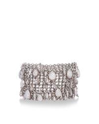 Sidney Garber | Metallic Mesh Bracelet | Lyst
