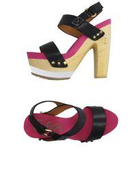 Flogg - Pink Sandals - Lyst