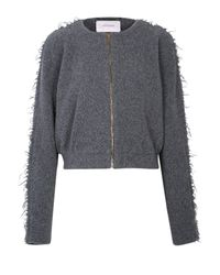 Dorothee Schumacher - Gray Cool Allure Jacket O- Neck 1/1 - Lyst