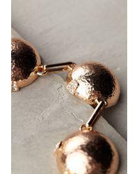 Gerard Yosca - Pink Gilded Orbit Bib Necklace - Lyst