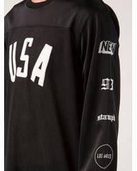 Stampd - Black Usa T-shirt for Men - Lyst