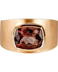 Irene Neuwirth - Metallic Gemstone Ring - Lyst
