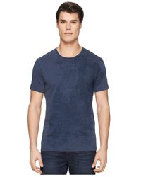 Calvin Klein Jeans Blue Misty Skies T-shirt for men