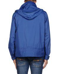 John Galliano Blue Jacket for men