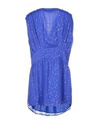 See By Chloé | Blue Long Sleeve Denim Dress  Denim | Lyst