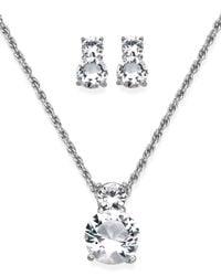 Swarovski | Metallic Crystal | Lyst