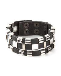 Isabel Marant | Black Adjustable Bracelet | Lyst