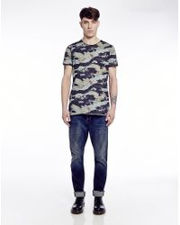 Neuw - Black 'Enkel' T-Shirt for Men - Lyst