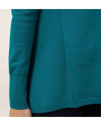 Hobbs - Blue Kerry Sweater - Lyst