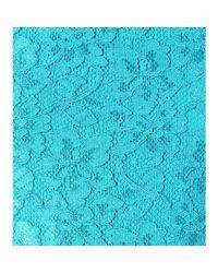 Diane von Furstenberg | Blue Zarita Lace Dress | Lyst