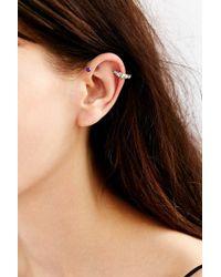 Urban Outfitters - Metallic Penelope Ear Cuff Earring - Lyst