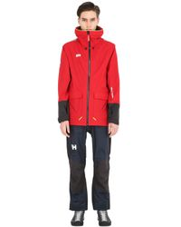 Helly Hansen - Red Crew Coastal Jacket for Men - Lyst