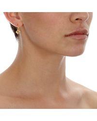 Dinny Hall Metallic Talitha Small Earrings