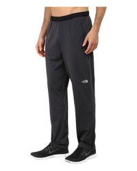 The North Face | Black Reactor Pant for Men | Lyst