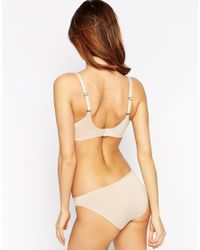 Spanx - Natural Pillow Cup Signature T-shirt Bra - Lyst