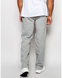 Nike | Gray Swoosh Joggers 611458-063 for Men | Lyst