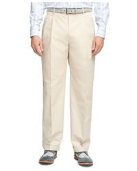 Brooks Brothers   Natural Madison Fit Twill Suit for Men   Lyst