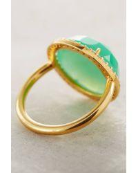 Indulgems - Green Rosaline Ring - Lyst