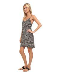 Hurley - Black Jolene Dress - Lyst