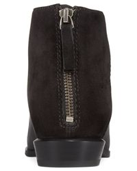 Nine West - Black Druley Booties - Lyst