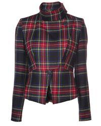 Vivienne Westwood Anglomania Black Windmill Jacket