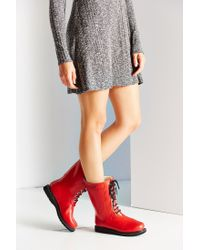 Ilse Jacobsen - Red Rub 15 Warm Lining Rain Boot - Lyst