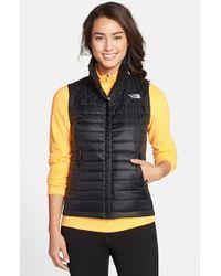 The North Face Black 'Gig Harbor' Vest