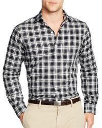 Polo Ralph Lauren | Green Check Shirt for Men | Lyst
