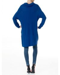 Lavand Blue Dress Sweatshirt