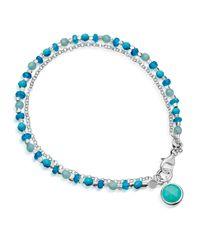 Astley Clarke | Metallic Be Very Cool Sterling Silver Friendship Bracelet | Lyst