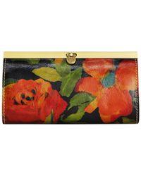 Patricia Nash Multicolor Cauchy Wallet