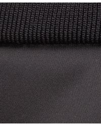 Acne Studios - Black Keals Shine A-Line Midi Skirt - Lyst
