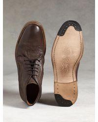 John Varvatos | Brown Fleetwood Norwegian Chukka Boot for Men | Lyst