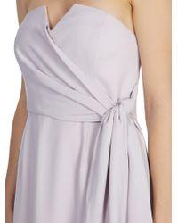 Coast Purple Zuzanna Maxi Dress