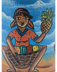 Stella Jean Multicolor Zibetto Haiti Fruit-Market Cuff