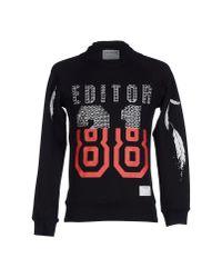 Saucony | Black Sweatshirt for Men | Lyst