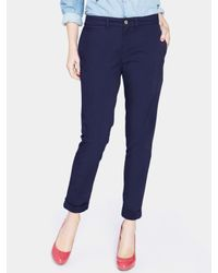 Joules Red Hepburn Trousers
