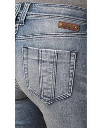 Burberry Blue Kensington Slim Fit Jeans