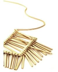 Ana Accessories Inc | Metallic What Shines Is Yours Necklace | Lyst