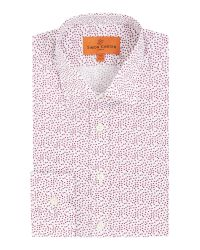 Ted Baker | Purple Michone Pattern Slim Fit Formal Shirt for Men | Lyst