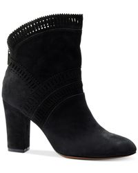 Isola | Black Evoda Booties | Lyst